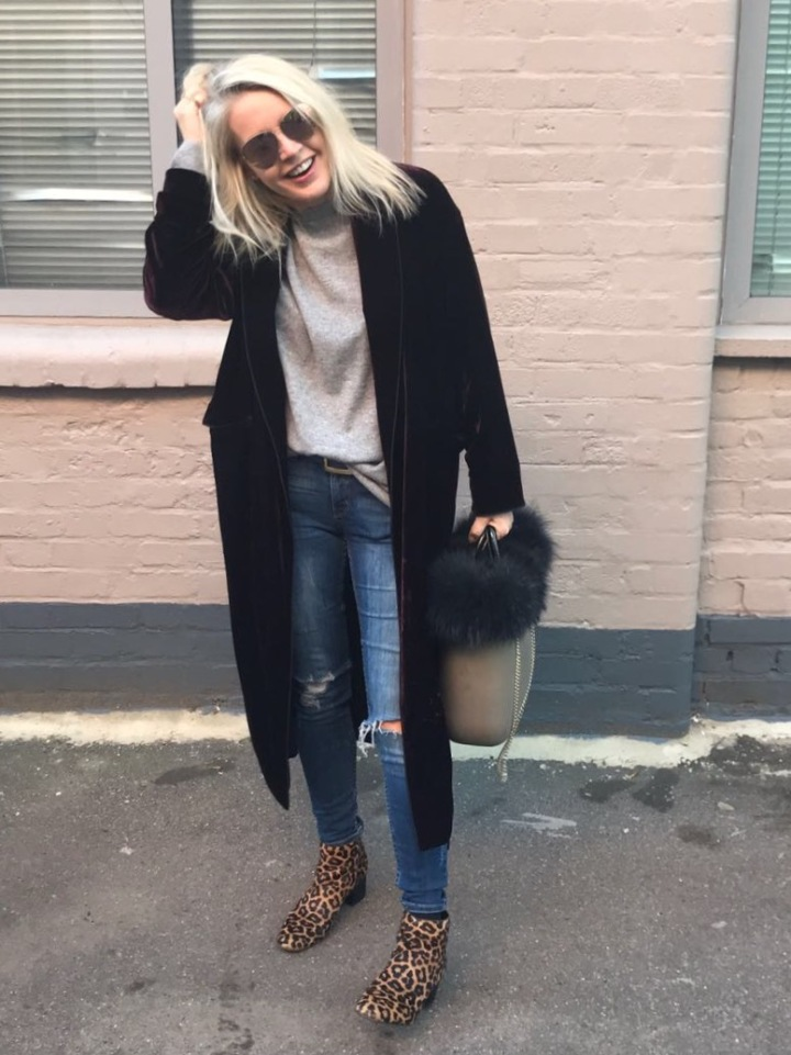muttonblog is back with a velvet coat for christmas