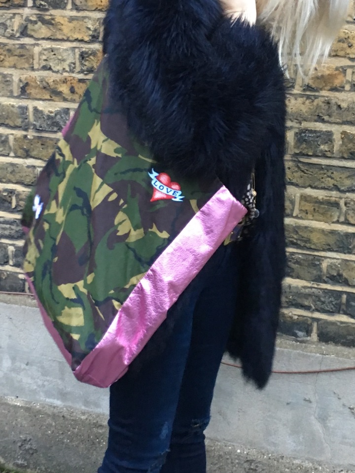 the north london itbag