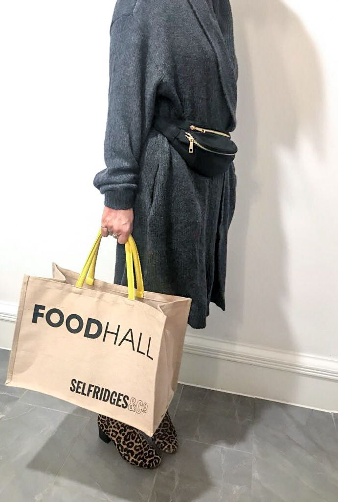 Bum Bags andShoppers
